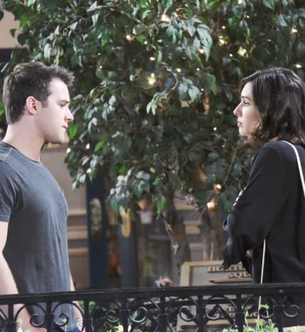 Trying To Get To The Truth (Tall) - Days of Our Lives