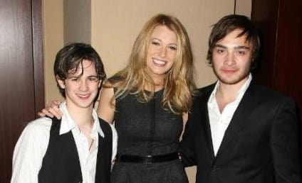 Three Gossip Girl Stars Reunite in N.Y.C.