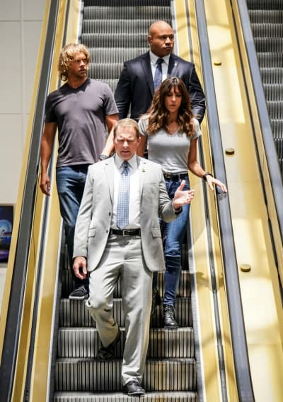 A Change in Plans - NCIS: Los Angeles Season 10 Episode 3