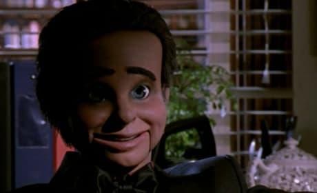 Sid, The Dummy - Buffy the Vampire Slayer Season 1 Episode 9