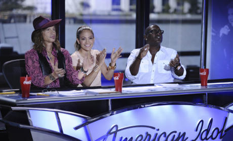 American Idol Trio