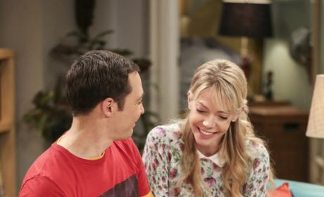 Dr. Ramona Nowitzki Returns - The Big Bang Theory