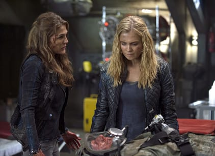 Watch The 100 Season 2 Episode 11 Online