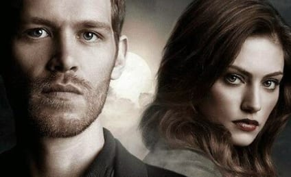 The Originals May Sweeps Poster: Protect the Heir
