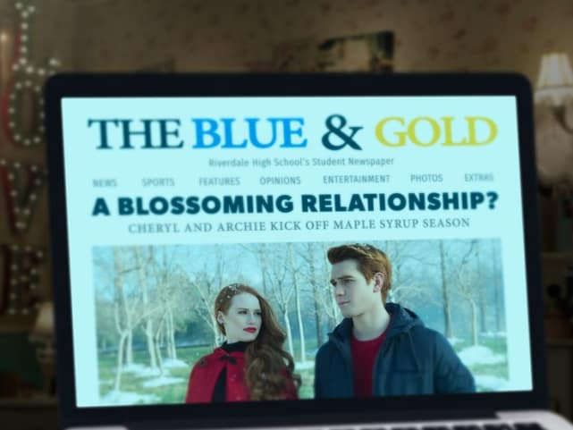 Blue and Gold - Riverdale Glossary