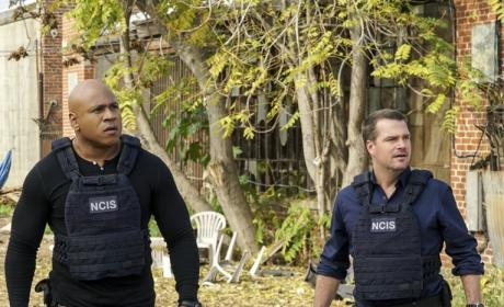 Finding Their Way - NCIS: Los Angeles Season 8 Episode 14