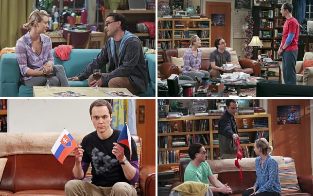 Working things out the big bang theory s9e2