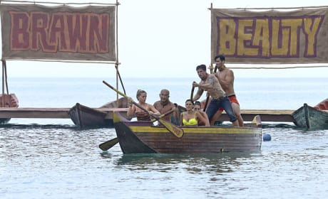 Brains vs Brawn vs Beauty - Survivor