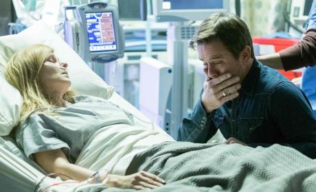 Deacon Says Good Bye to Rayna - Nashville Season 5 Episode 9