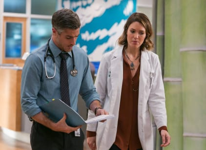 Watch Red Band Society Season 1 Episode 6 Online