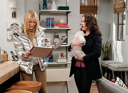 Watch 2 Broke Girls Season 1 Episode 19 Online