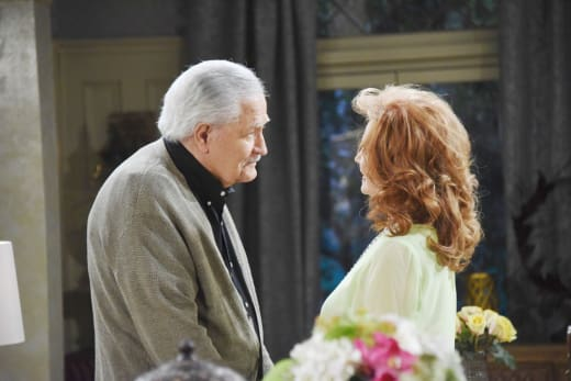 Victor Keeps a Secret - Days of Our Lives