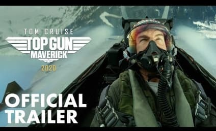 Top Gun: Maverick Trailer Hits Comic-Con!