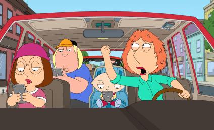 Watch Family Guy Online: Season 19 Episode 15