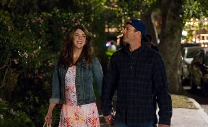 Gilmore Girls Revival Photos: They're Here!