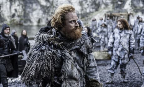 Tormund Returns to the Wildlings - Game of Thrones Season 5 Episode 8