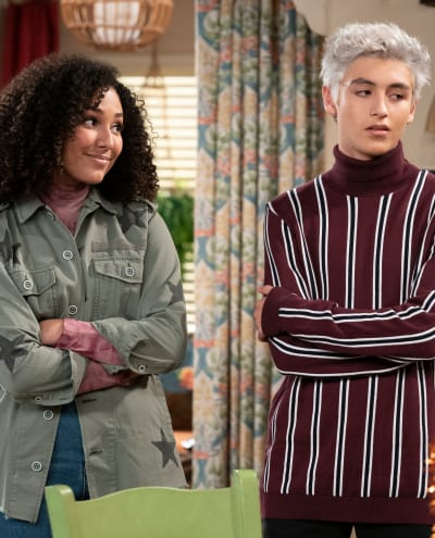 The Silver Fox - One Day At A Time Season 4 Episode 4