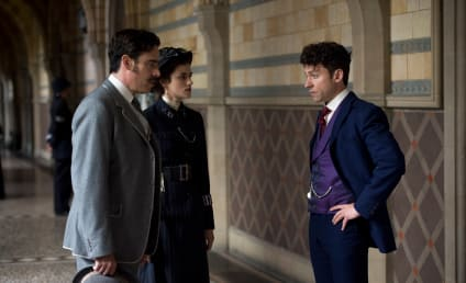 TV Ratings Report: Houdini & Doyle Flops On Fox
