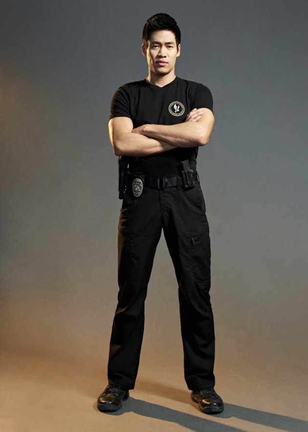 Full Body Victor Tan - S.W.A.T.
