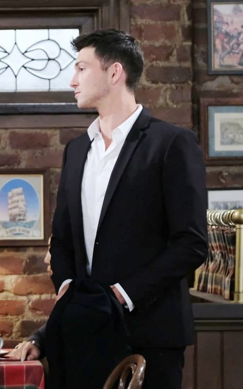 Is Ben On the Right Path? - Days of Our Lives