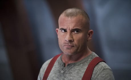 Seriously - DC's Legends of Tomorrow Season 1 Episode 2