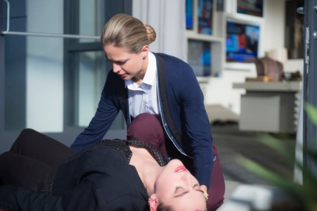 Lena Hurt - Supergirl Season 3 Episode 12