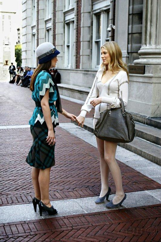 gossip girl fashion breakdown   u0026quot new haven can wait u0026quot