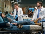 Rationing Insulin - Grey's Anatomy