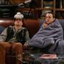 Sheldon and Leonard Sick