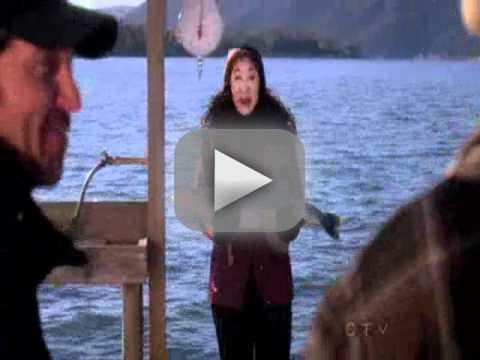 Cristina Goes Fishing!