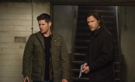 What did he just say? - Supernatural Season 12 Episode 18