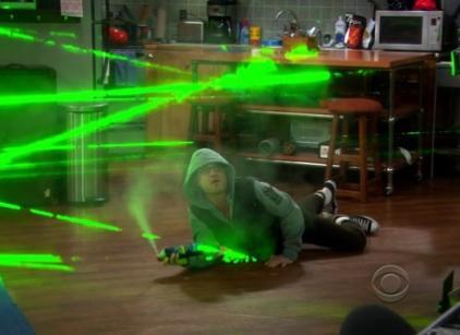 Watch The Big Bang Theory Season 2 Episode 18 Online