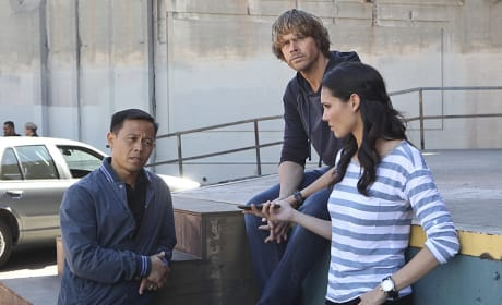 Thapa Returns - NCIS: Los Angeles