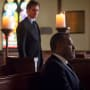 Jack and Will at the Church - Hannibal Season 3 Episode 4