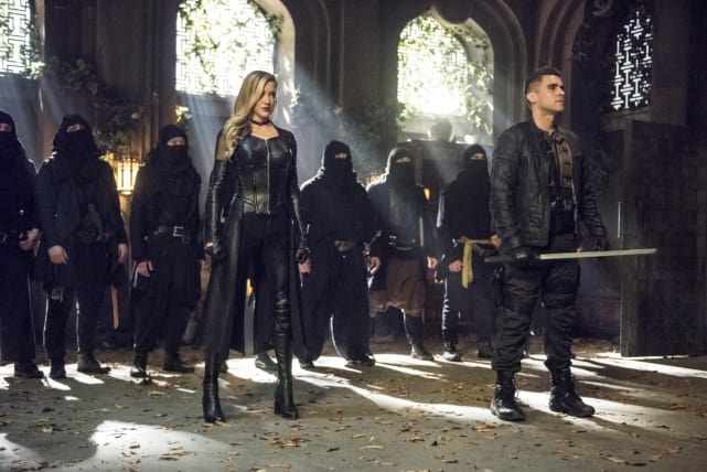 Arrow - Slade Not Betraying Oliver