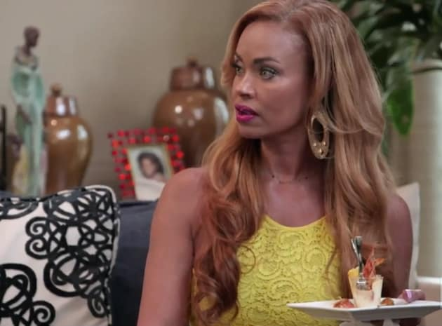 Oh The Shock - The Real Housewives of Potomac