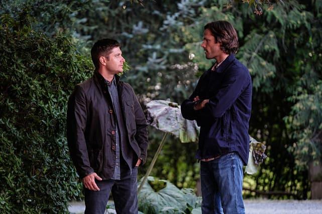 Sam and Dean have a talk - Supernatural Season 12 Episode 4