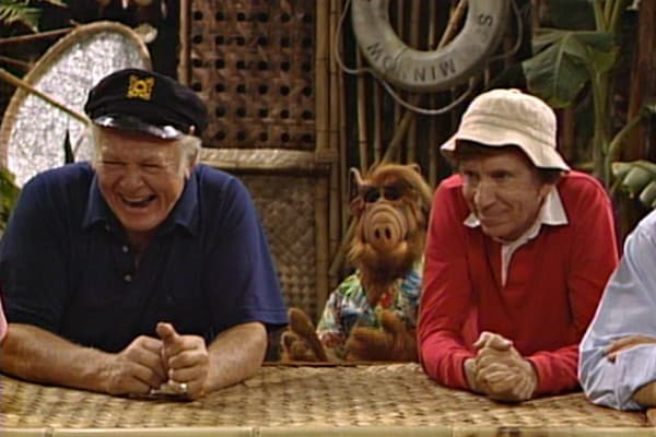 """Somewhere Over The Rerun"" (Alf and Gilligan's Island)"