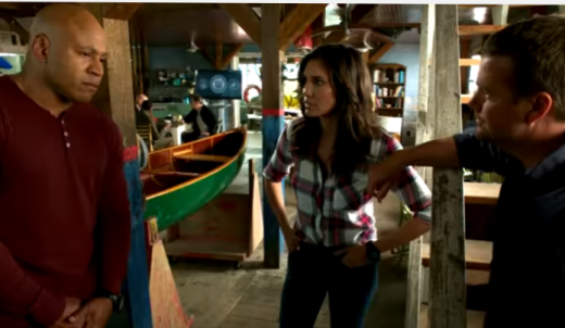 Planning a Strategy - NCIS: Los Angeles Season 8 Episode 22