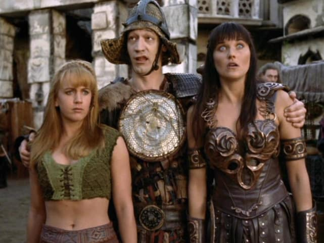 "Xena: Warrior Princess - ""Been There, Done That"""