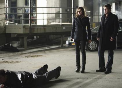Watch Castle Season 3 Episode 13 Online