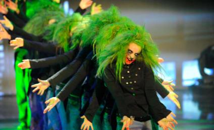 America's Got Talent Gets Wild