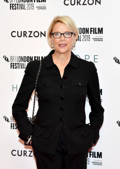 Annette Bening attends the