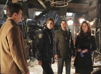 Watch Castle Season 2 Episode 17 Online