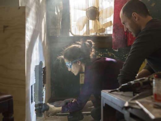 Fiona Takes Action - Shameless Season 8 Episode 11