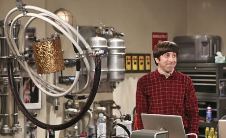 Proud of the Invention! - The Big Bang Theory Season 9 Episode 24