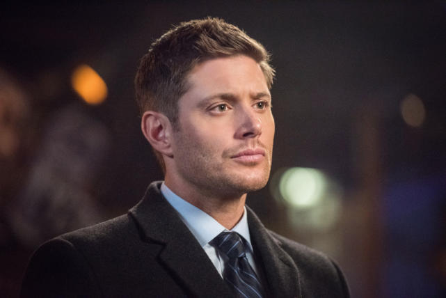 Dean is on the case - Supernatural Season 12 Episode 11