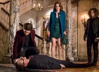 Watch Gotham Season 3 Episode 9 Online