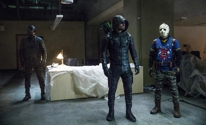 Arrow Season 5 Episode 9 Review: What We Leave Behind