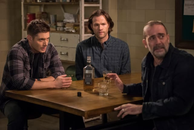 Whiskey Solves Everything - Supernatural Season 14 Episode 13